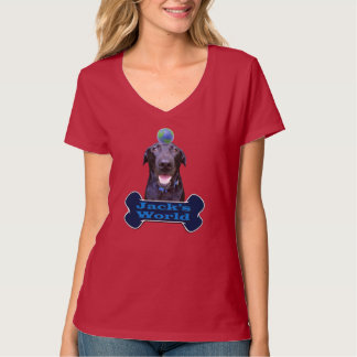Jack's World Women's T-Shirt