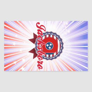 Jacksboro, TN Sticker