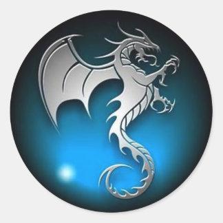 JackSlack44 Dragon Sticker