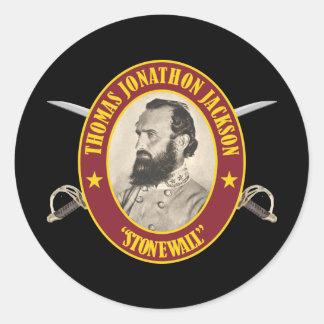 Jackson -AFGM Round Sticker