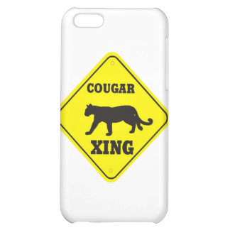 Jackson Central Merry Cougars Case For iPhone 5C