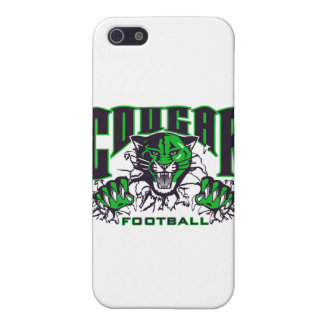 Jackson Central Merry Cougars iPhone 5 Case