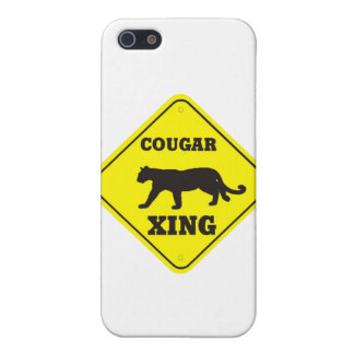 Jackson Central Merry Cougars Cover For iPhone 5