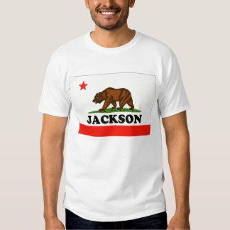 Jackson, Clifornia -- T-Shirt