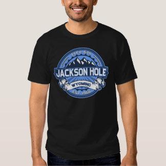 Jackson Hole Blue Shirt