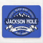 Jackson Hole Colour Logo Mousepad
