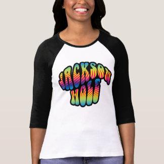 Jackson Hole Hippy Trippy Tee Shirt