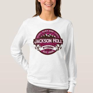 Jackson Hole Raspberry T-Shirt