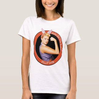 Jackson Hole Roller Derby Fitted Baby Doll Tee