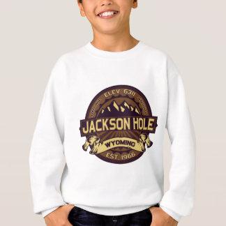 Jackson Hole Sepia Sweatshirt