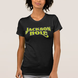 Jackson Hole Tackle And Twill Green T Shirts