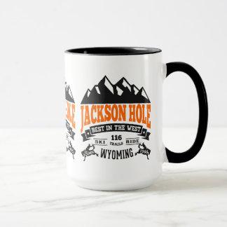 Jackson Hole Vintage Mug