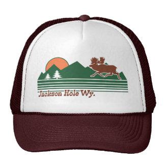 Jackson Hole Wyoming Cap