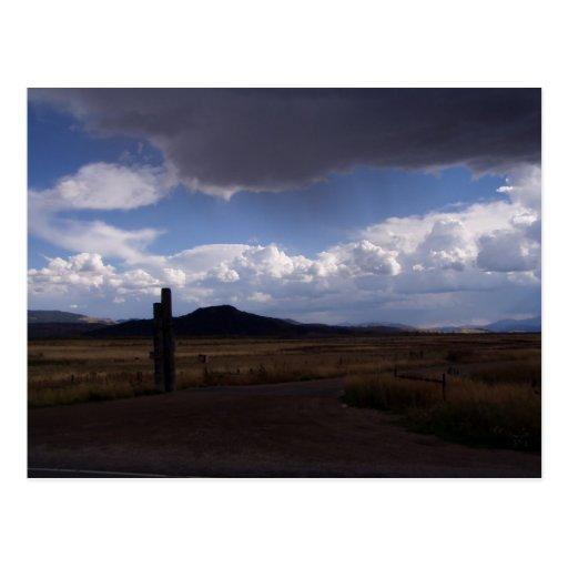 Jackson Hole Wyoming Series Post Cards