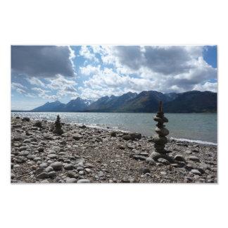 Jackson Lake Photograph