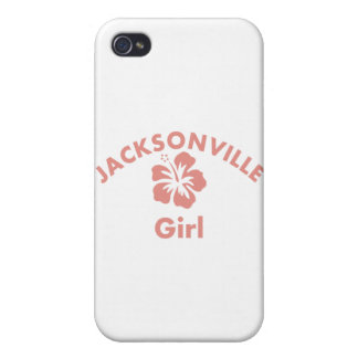 Jackson Pink Girl Cover For iPhone 4