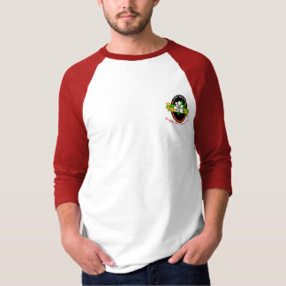 Jackson Rugby red/white lettering T-Shirt