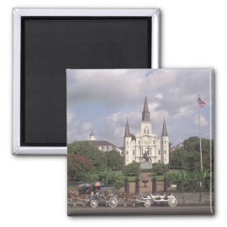 Jackson Square New Orleans Magnet