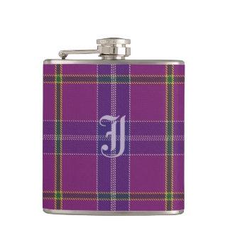 Jackson Tartan Flask
