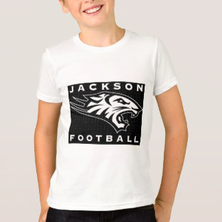Jackson Tigers Youth Ringer T T-Shirt