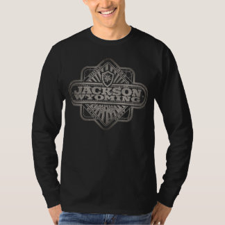 Jackson Vintage Diamond Logo T-Shirt