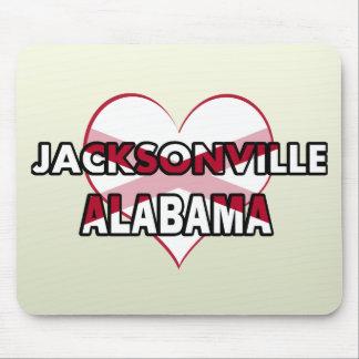 Jacksonville, Alabama Mousepads