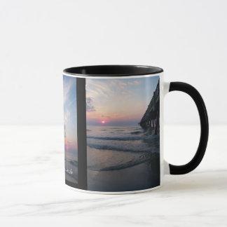 Jacksonville Beach Sunrise Mug