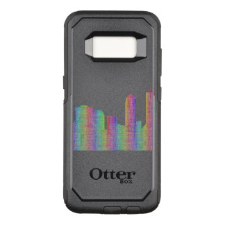 Jacksonville city skyline OtterBox commuter samsung galaxy s8 case