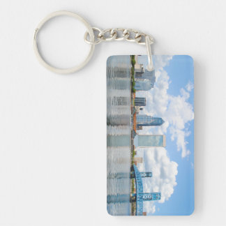 Jacksonville, Florida Key Ring