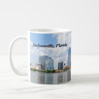 Jacksonville, Florida Basic White Mug