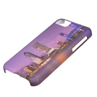 Jacksonville Florida Skyline at Night iPhone 5C Case