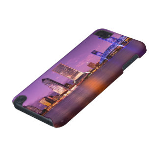 Jacksonville Florida Skyline at Night iPod Touch 5G Covers