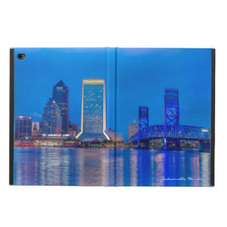 Jacksonville Florida Skyline at Twilight