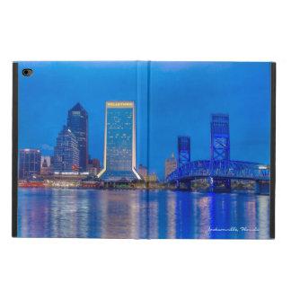 Jacksonville Florida Skyline at Twilight Powis iPad Air 2 Case