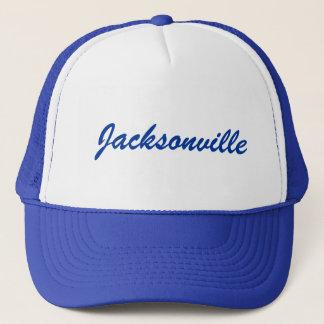 Jacksonville Florida Trucker Hat