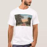 Jacksonville, Florida - View of John Anderson T-Shirt