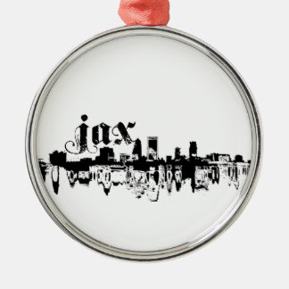 Jacksonville JAX put on for your city Christmas Ornament