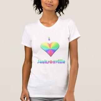Jacksonville -- Pastels T-Shirt
