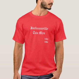 Jacksonville Tea Men, 1980-1984 T-Shirt