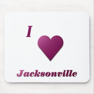 Jacksonville -- Wine Mousepads