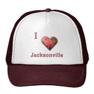 Jacksonville -- with Red Rose Hats