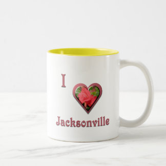 Jacksonville -- with Red Rose Mugs