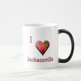Jacksonville -- with Red Rose Coffee Mugs