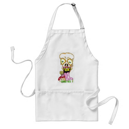 jacky day, Giving Face Aprons