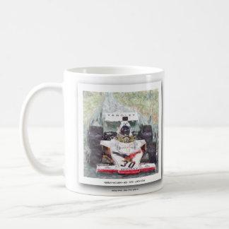 Jacky's M23 - Artwork Jean Louis Glineur Coffee Mug