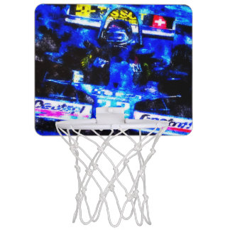 JACKY's MONOPOSTO Mini Basketball Hoop