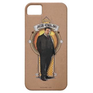 Jacob Kowalski Art Deco Panel iPhone 5 Covers