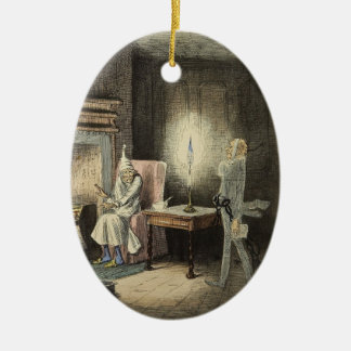 Jacob Marley's Ghost Ornament
