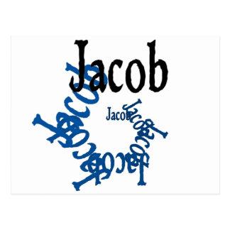 Jacob Post Card