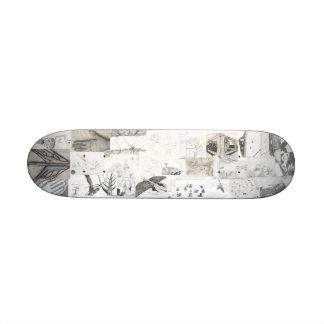 Jacob Skates Custom Skateboard